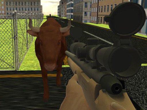 Angry Bull Shooter