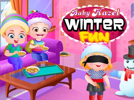 Baby Hazel Winter Fun