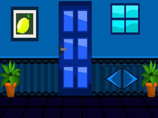 Blue House Escape