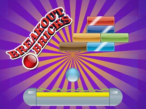 Breakout Bricks Game