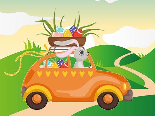 Bunnies Driving Cars Match 3