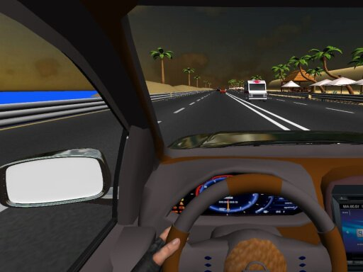 Car Traffic Sim