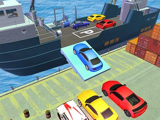 Car Transporter Ship Simulator