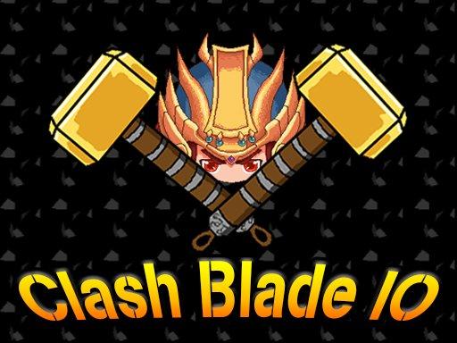 Clash Blade IO