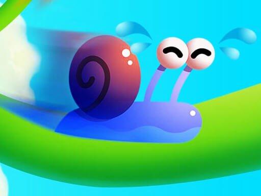 Crazy snail