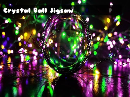 Crystal Ball Jigsaw