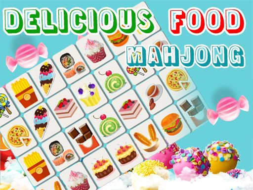 Delicious Food Mahjong Connect