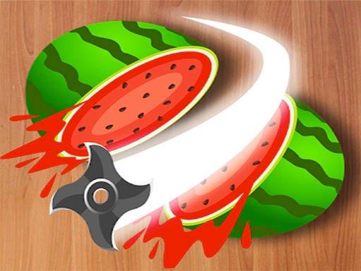Fruit Ninja Cutter Slice Fun Game