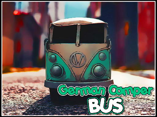 German Camper Bus