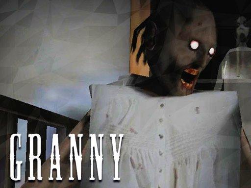 Granny Cursed Cellar
