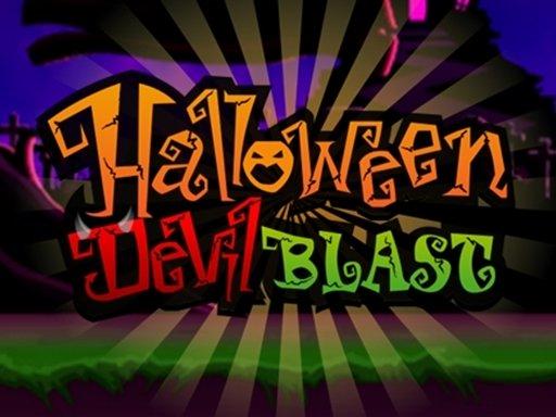 Hallowen Devil Blast