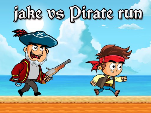 Jake vs Pirate Run