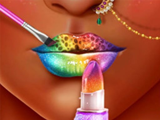 Lip Art - The Perfect Lipstick Makeup Game
