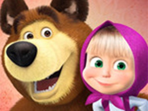 Masha And The Bear Jigsaw - Puzzles For Kids