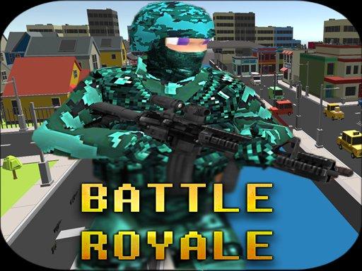 Pixel Combat Multiplayer