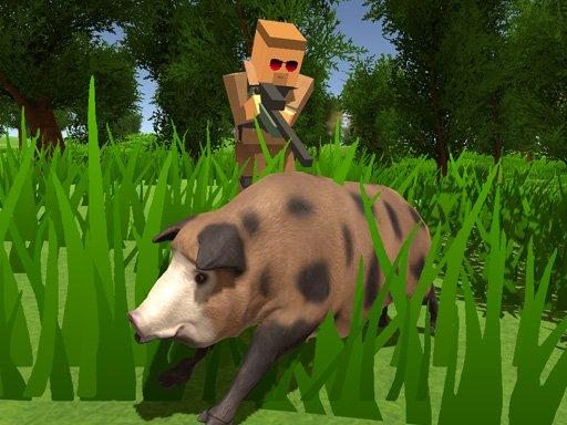 Pixel Hunting.IO