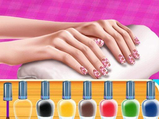 Princess Fashion Nail Art DIY Blog