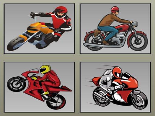 Racing Motorcycles Memory