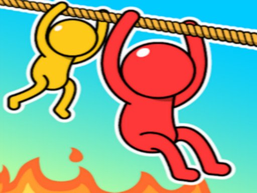 Rope Hero Rescue