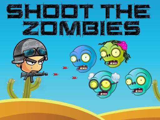 Shooting the Zombies, Fullscreen HD Shooting Game