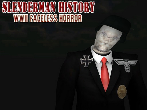 Slenderman History: WWII Faceless Horror 2