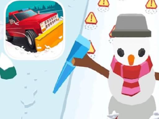 Snow Excavator