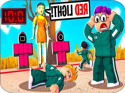 Squid Game Challenge Battle 3D