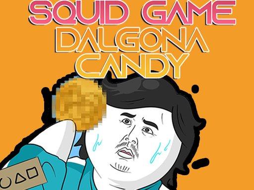 Squid Game Dalgona Candy