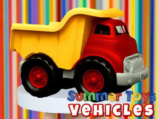 Summer Toys Vehicles