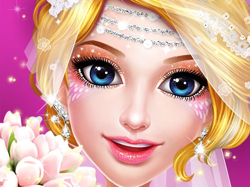 Wedding Dress Up - Bride makeover